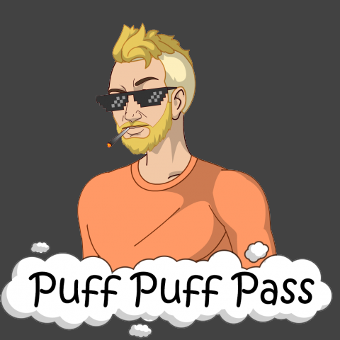 Puff Puff (please no more!)